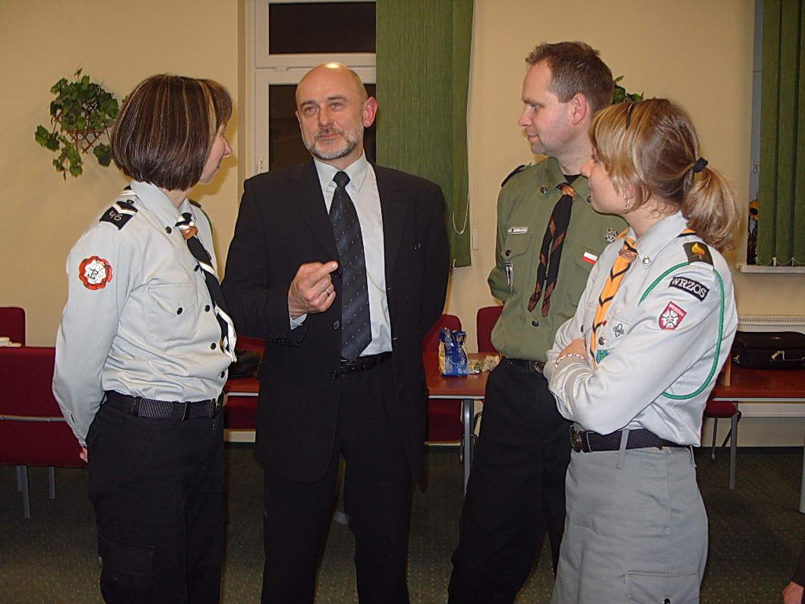 15.01.2009 - Harcerskie kolędowanie