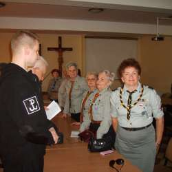 Pielgrzymka Seniorów ZHP