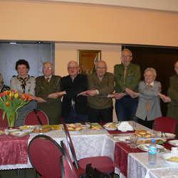 Spotkanie opłatkowe Wielkopolskiej Rady Kręgów Starszyzny Harcerskiej i Seniorów