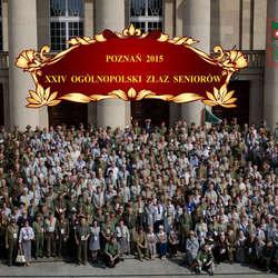 20 - 23 sierpnia 2013 - XXIV Ogólnopolski Złaz Seniorów w Poznaniu - Piastowe my pszczoły