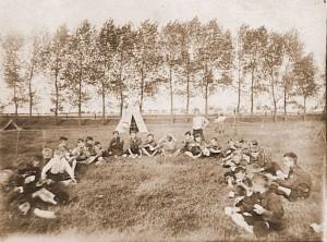 wrzesińskie drużyny harcerskie w latach 30-tych